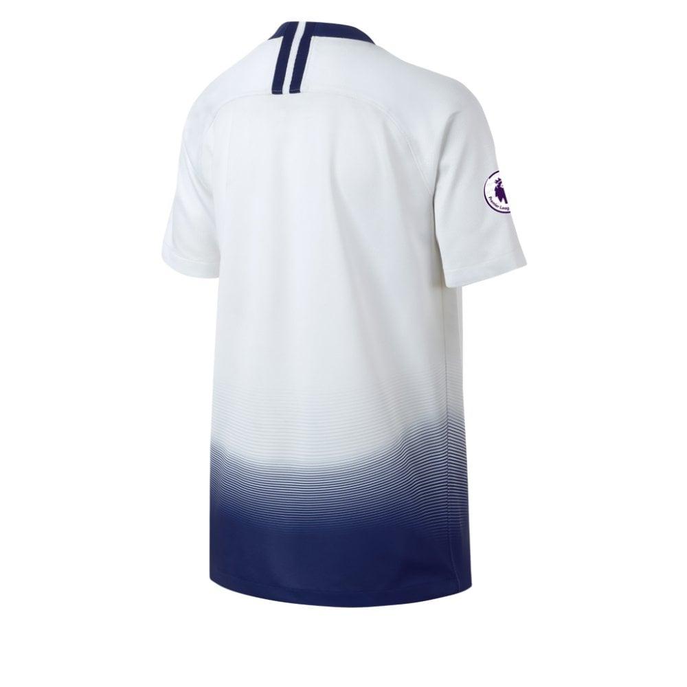 2018 19 Tottenham Hotspur Home Older Junior Football Shirt Football From John Moore Sports Uk