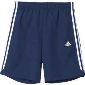 3 Stripe Long Chelsea Shorts