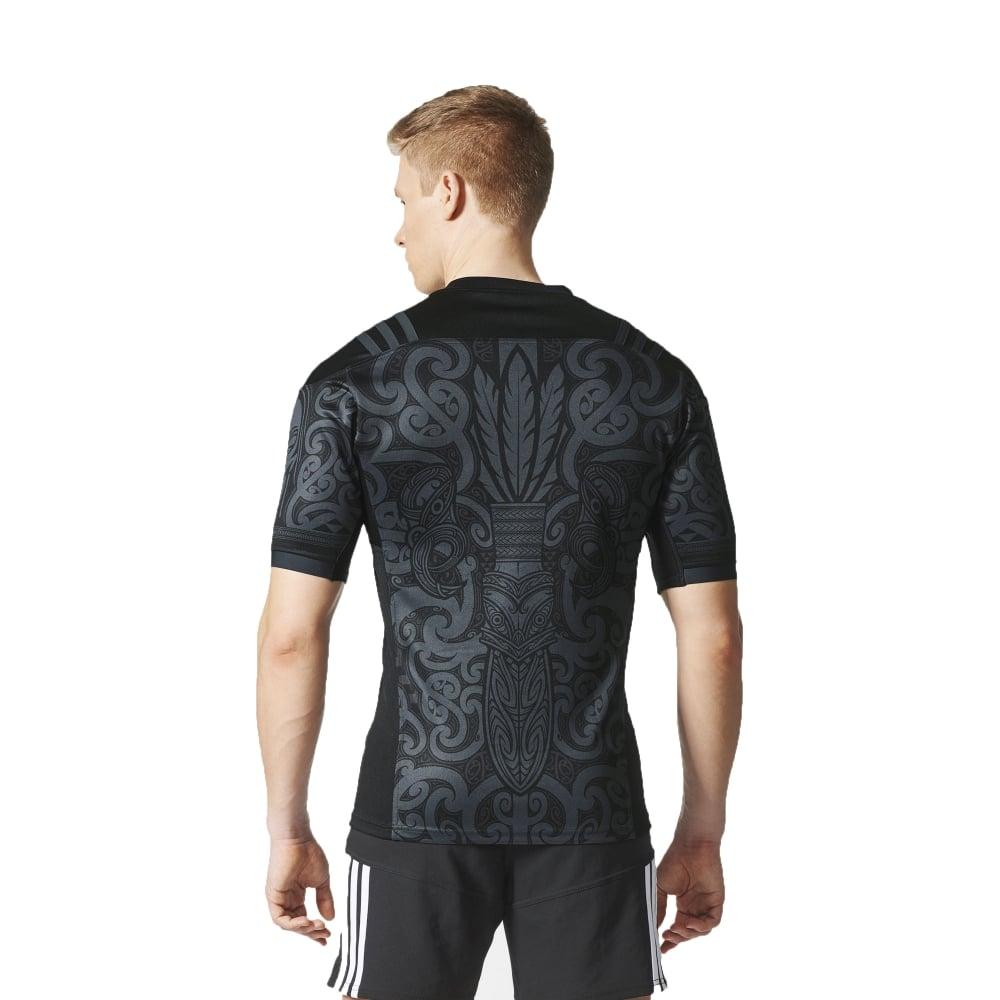quality design 0b3c6 196e2 All Blacks Maori Replica Jersey
