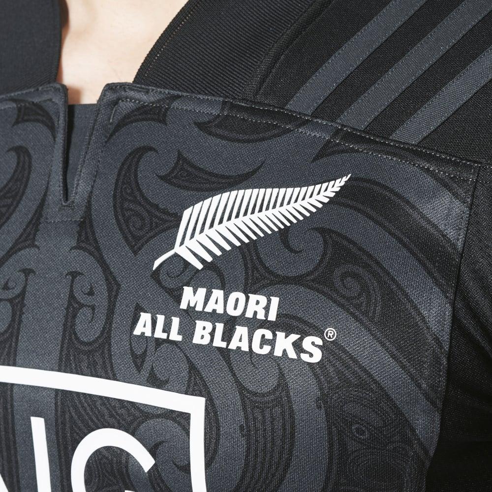 quality design 25904 a4cc9 All Blacks Maori Replica Jersey