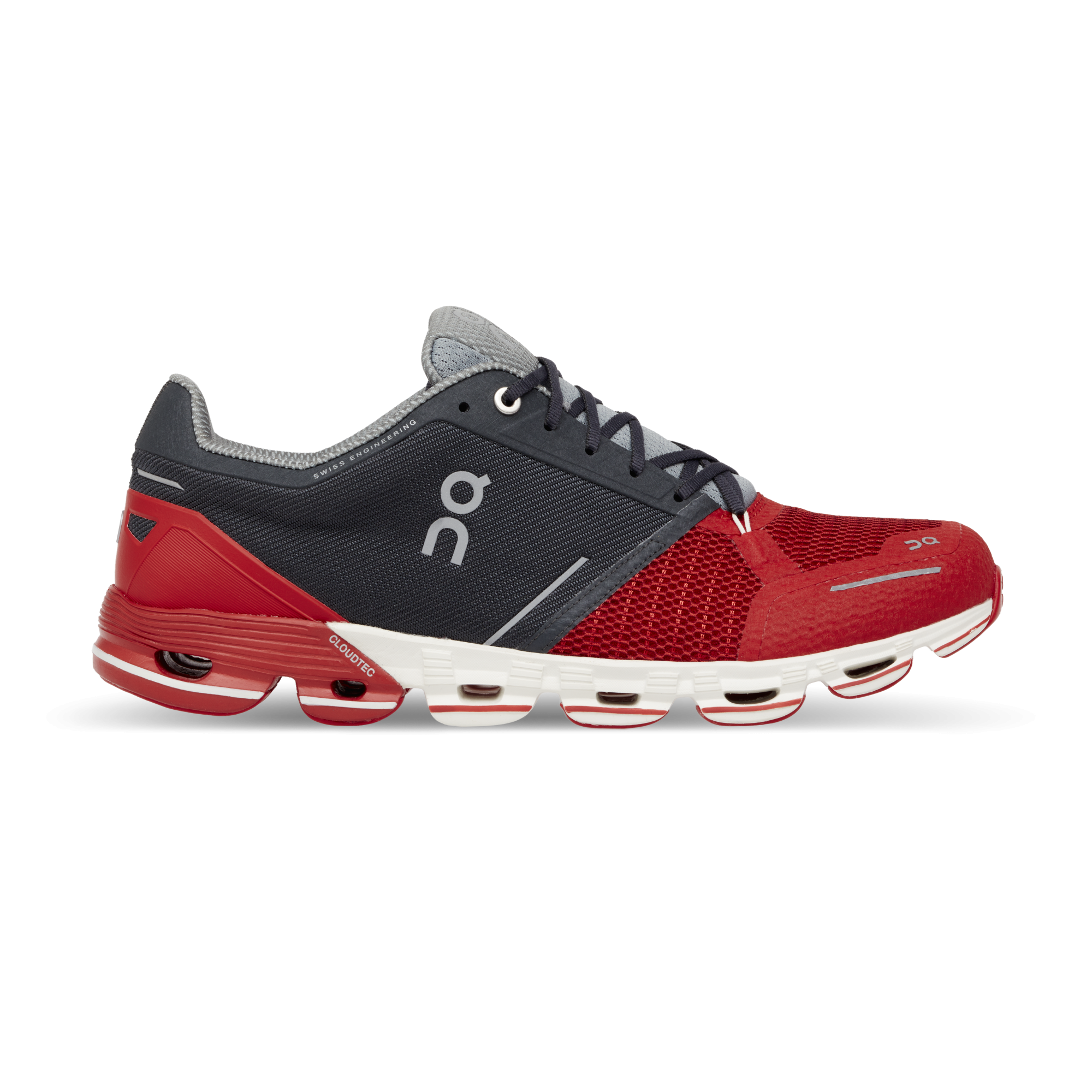 Cloudflyer Red/White - Running from