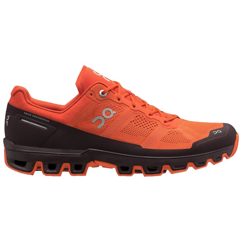 0eaf1a393 Cloudventure Men s Trail Running Shoes - Flare Dawn - Running from ...