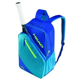 Core Backpack Blue/ Yellow
