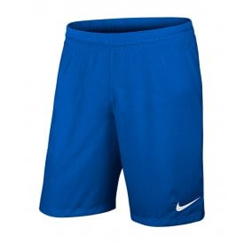 aef39ee60 DRI-Fit Laser 3 Woven Boys Football Shorts - Royal Blue/White