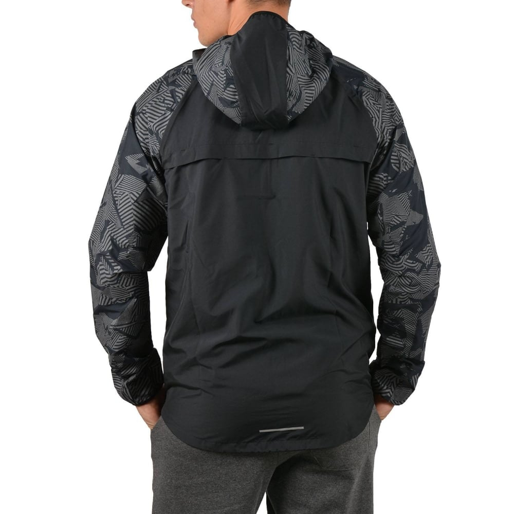 Essential Flash Reflective Running Jacket - Running from John Moore ... e61a13ec45ce