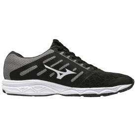 EZRUN Neutral running shoes blackwhitequietshade