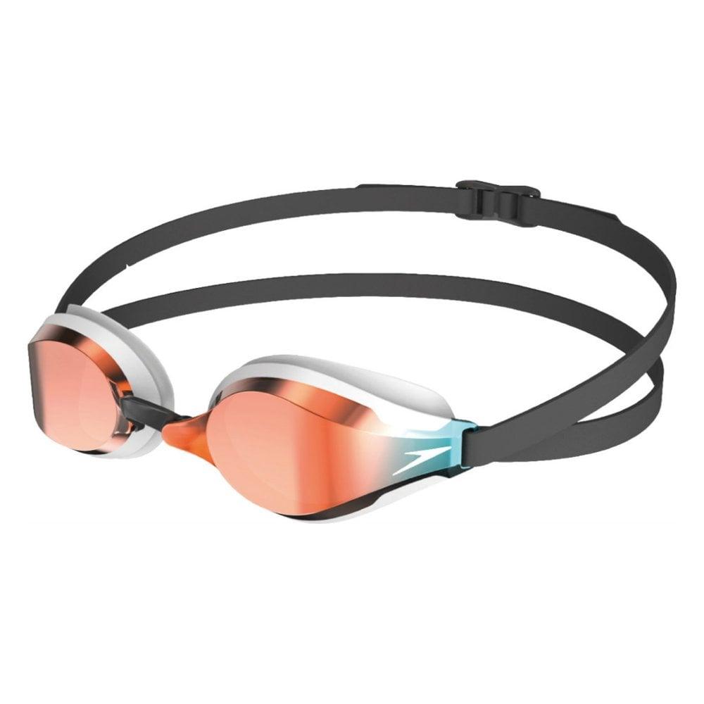 70c4fb0343415 Fastskin Speedsocket 2 Mirror Goggles White/Mirror
