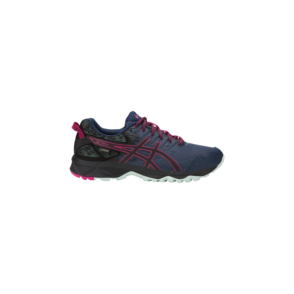 new products great fit cheap sale Gel-Sonoma 3 GTX Blue/Black/Cosmo Pink - Running from John Moore ...