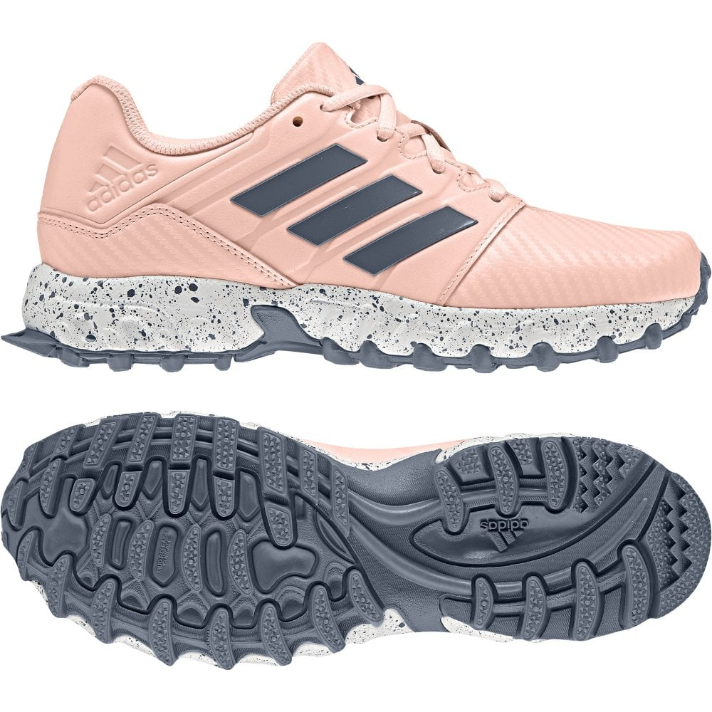 Adidas Hockey Junior Shoe in Pink from
