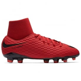 Hypervenom Phelon III DF FG - Junior