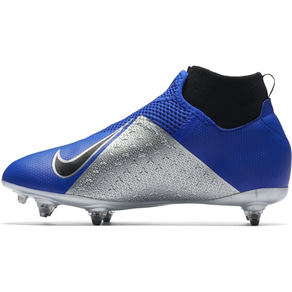 100% genuine in stock best sell JPhantom Vision Academy Dynamic Fit Junior Football Boots
