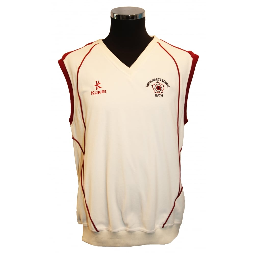 quot KES Cricket Shirt Sleeveless 67fc6c0a0880f