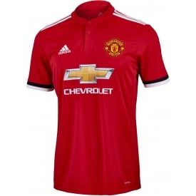 Mancester United Home Jersey - Kids