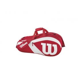 Match III 6 Pack Racket Bag