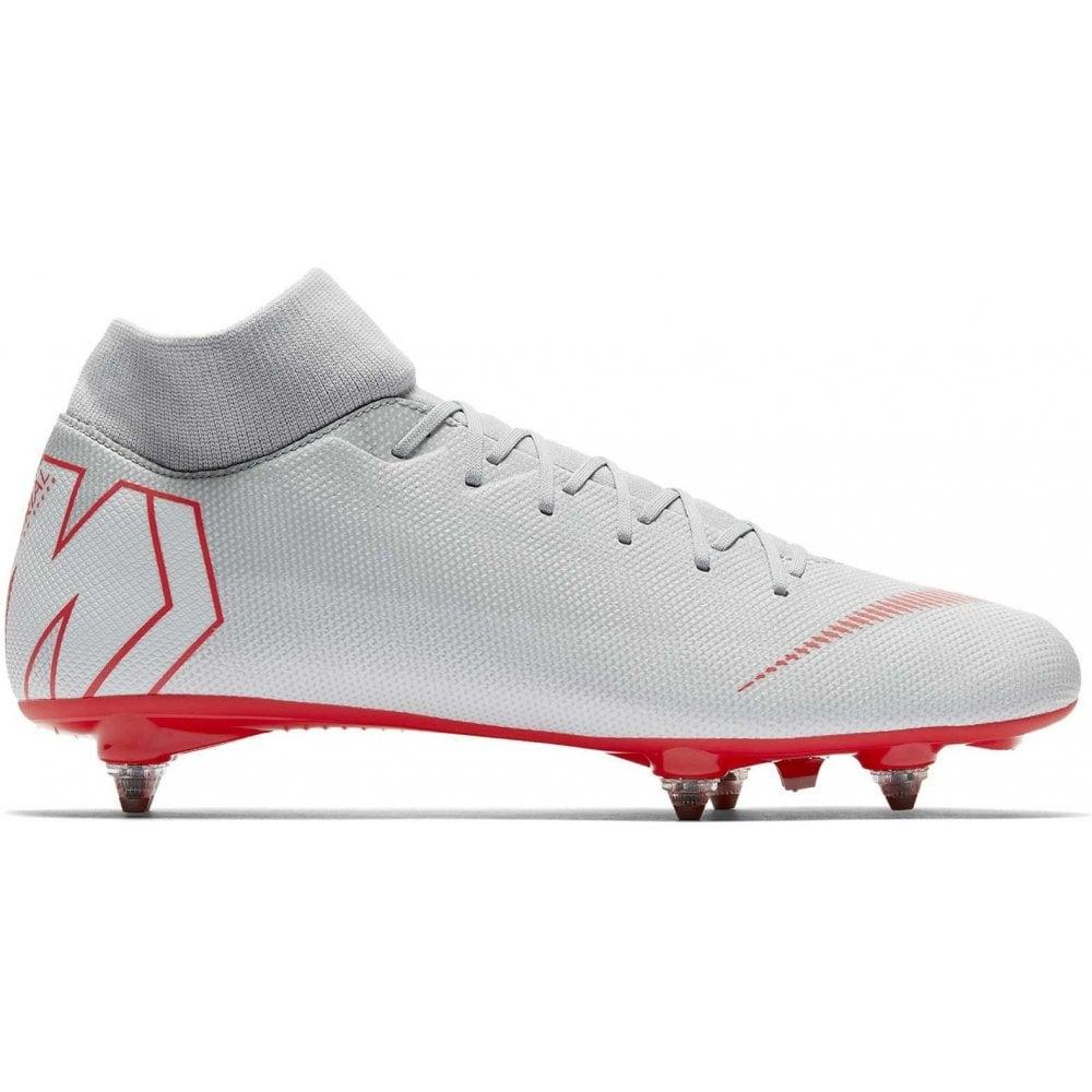 4ac767009c10 Mercurial Superfly VI Academy Pro Junior Soft-Ground Football Boots ...