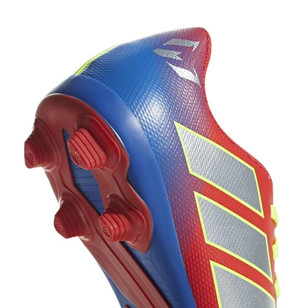 Juniors Nemeziz Messi 18.4 TF J Football Trainers (Red)