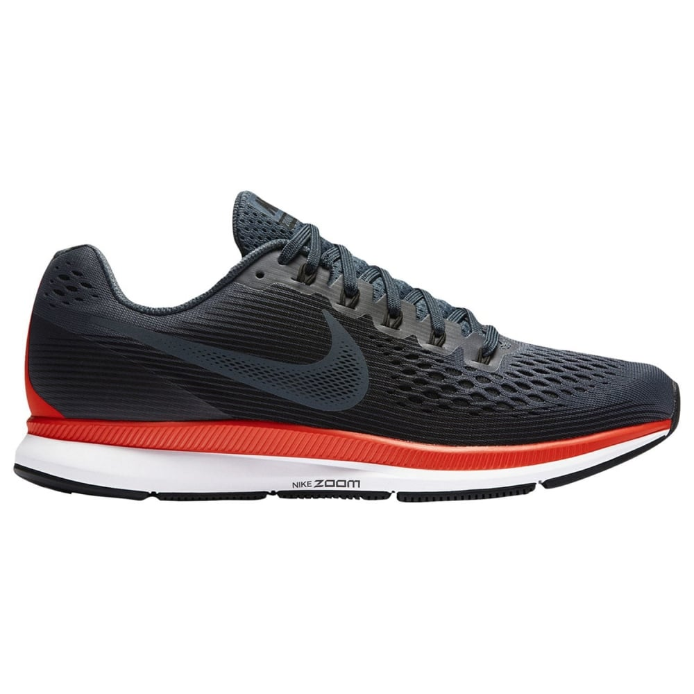 release date 21091 0466d Nike Air Zoom Pegasus 34 Blue Fox/Black