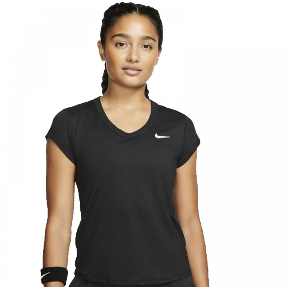 Nikecourt Dri Fit Women S Short Sle Tennis From John Moore Sports Uk Well you're in luck, because here they come. john moore sports