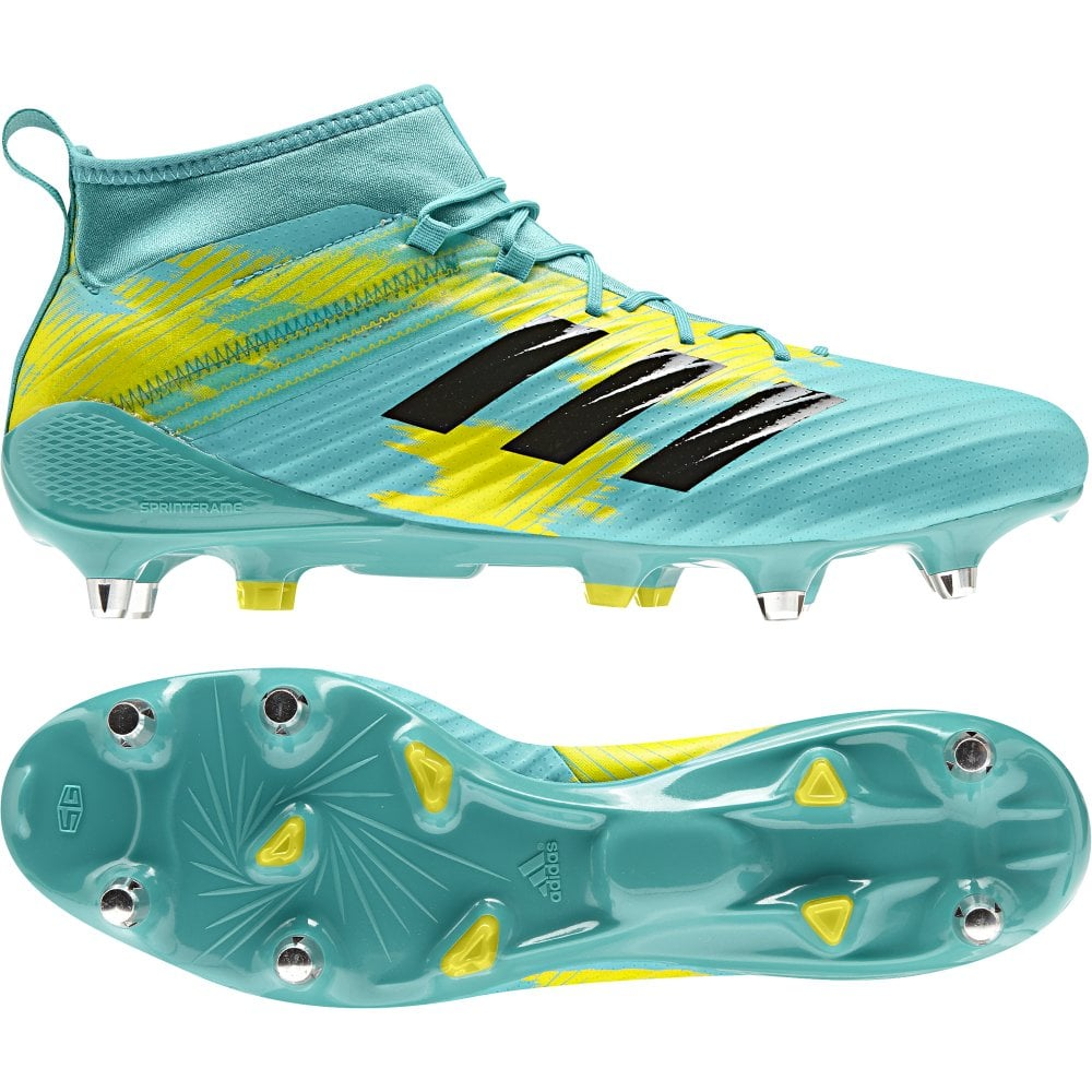 9075776a1aa Predator Flare Soft Ground Mens Rugby Boots