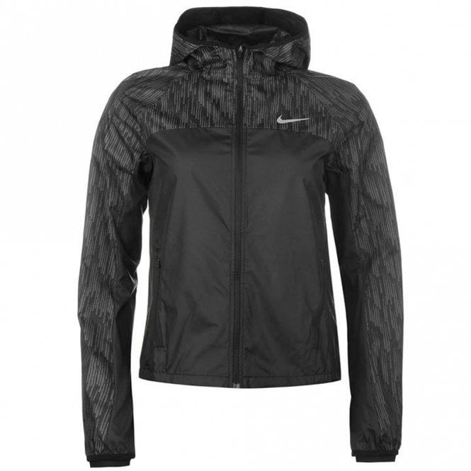 94baf1021eda Women s Nike Shield Flash Running Jacket - Running from John Moore ...