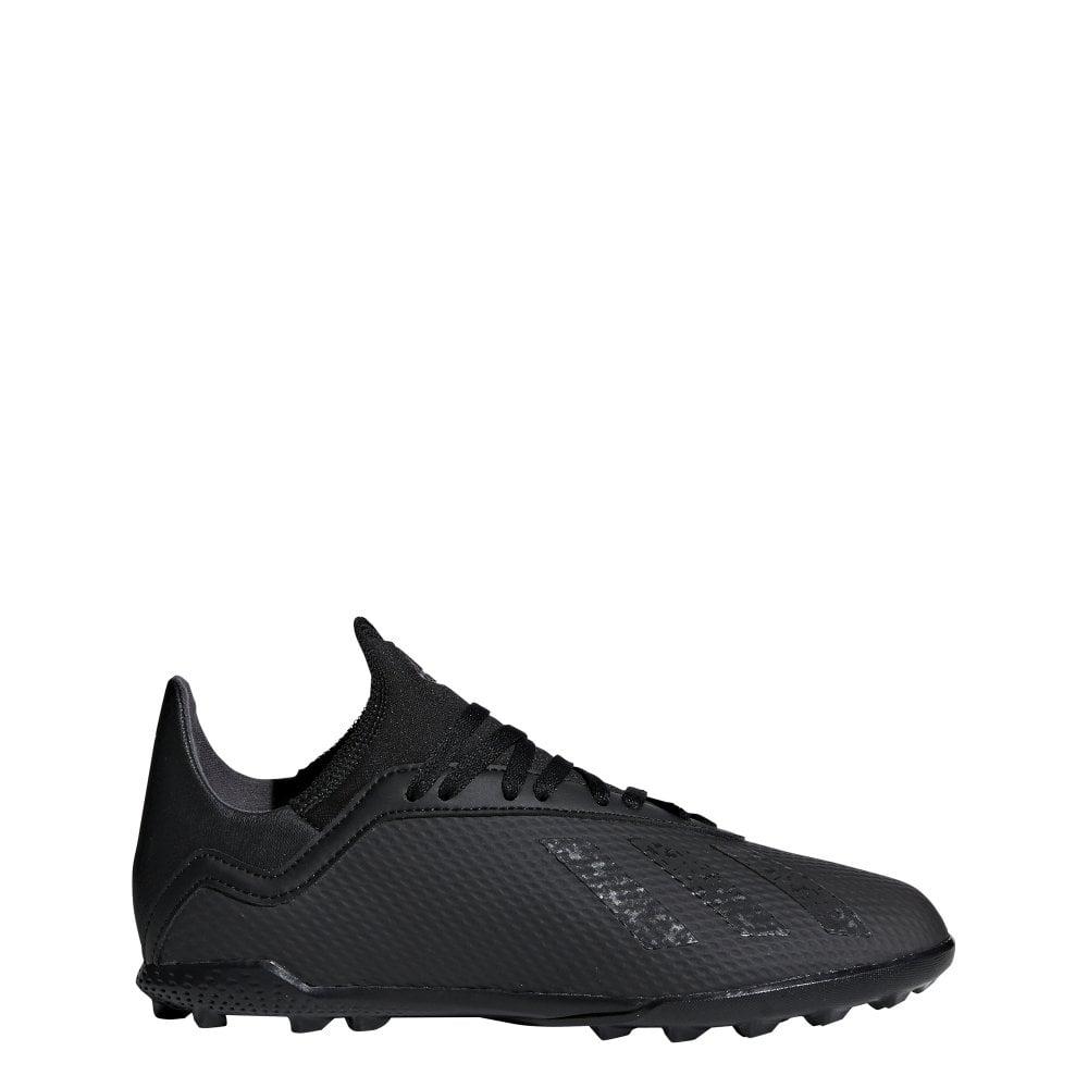 d78f27a7a383 X Tango 18.3 Junior Turf Football Boots - Core Black/Solid Grey ...